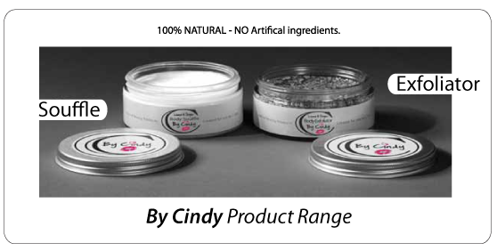 by cindy product range